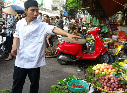 koto's head chef