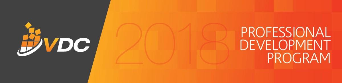 18 Ed1 Art1 2018 Professional development programs